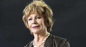 Harrowing topic: Edna O'Brien