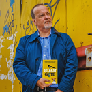 With his fifth book and debut novel, Belfast Gate