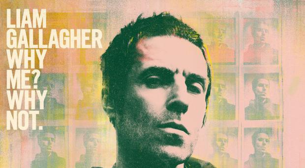 Liam Gallagher's latest offering