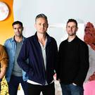 In tune: Keane are back with a new album