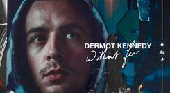 Dermot Kennedy's new album cover
