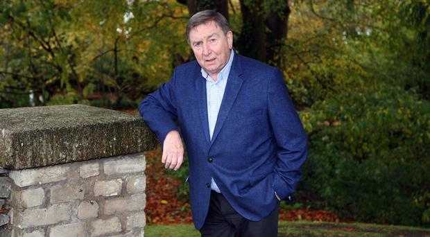 Fr Brian Darcy has offered spiritual support to many performers