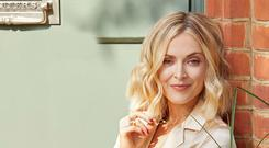 Creative ideas: Fearne Cotton wearing pieces from the Fearne X Carrie jewellery collection