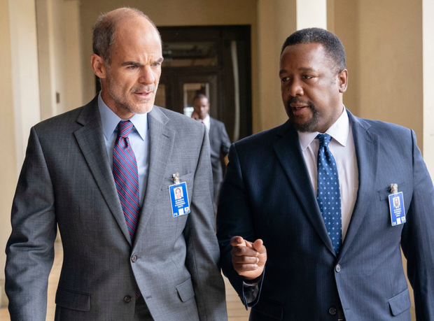 Embracing diversity: Michael Kelly and Wendell Pierce in the new series of Jack Ryan