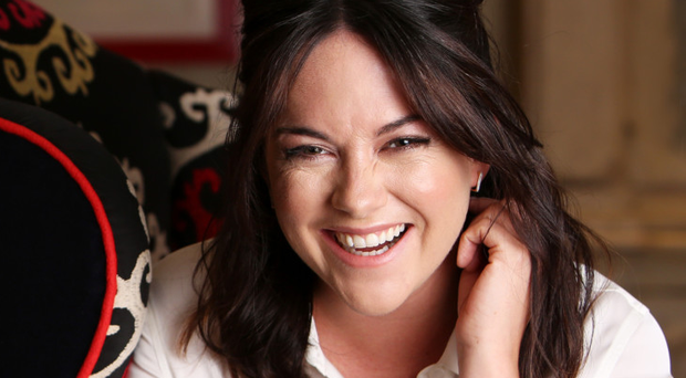 Breakout year: Sarah Greene is winning rave reviews for her turn in Dublin Murders