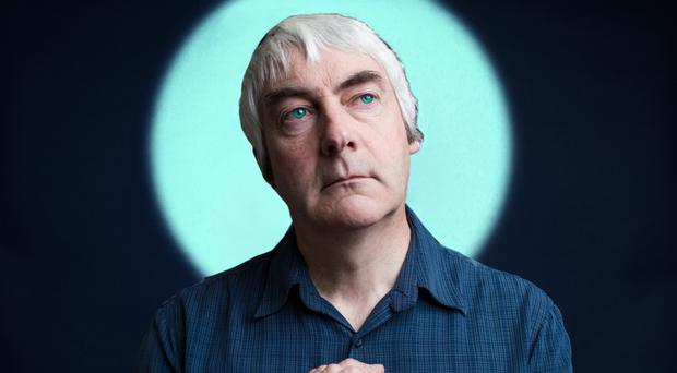 Actor, writer and comedian Kevin McAleer plays Uncle Colm in the hit TV series Derry Girls