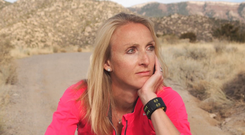 Enduring appeal: long distance runner Paula Radcliffe