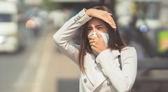 Catch your breath: air pollution and climate change take their toll