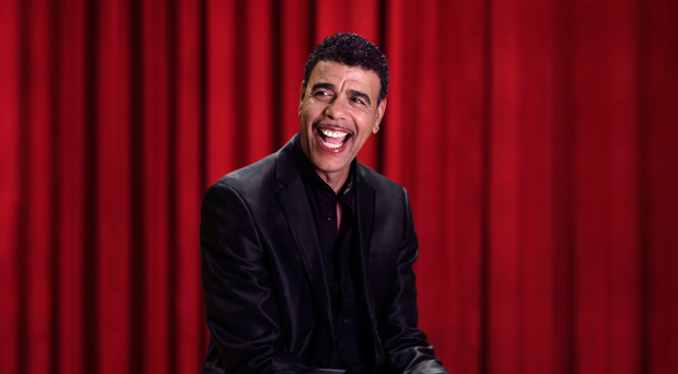 Swing time: Chris Kamara recorded with 22-piece big band