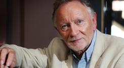 Staying busy: Phil Coulter