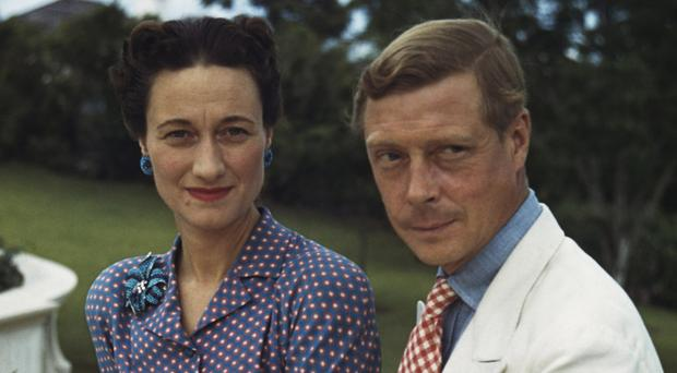 Forced exile: Wallis Simpson and the Duke of Windsor in the Bahamas circa 1942