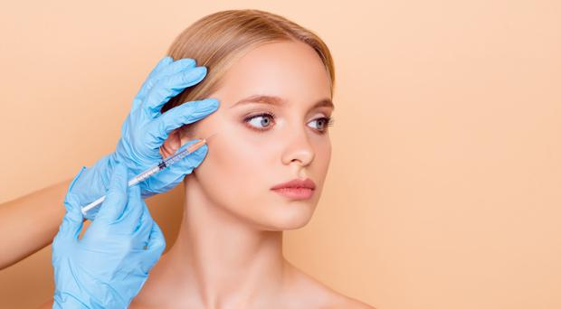 Beauty jabs: the use of Botox has increased in recent years