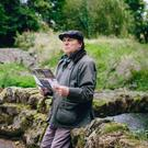 The launch of the Van Morrison trail at Con O'Neill bridge
