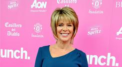 Personal experience: Ruth Langsford's father Dennis had dementia