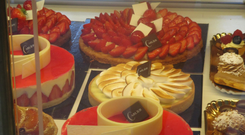 A patisserie in south Belfast has closed down after a change of management. Stock image