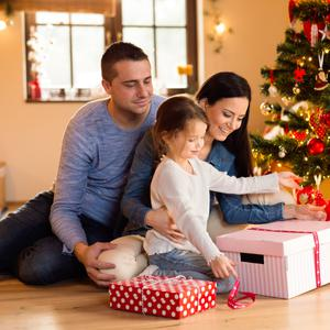 Giving time: Christmas presents needn't be costly