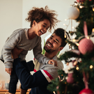 Cash-strapped: the cost of presents for family and friends can add up but there are ways to make sure everybody enjoys Christmas