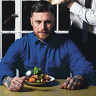Tucking in: Lee Tiernan was head chef at the St JOHN restaurant