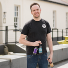 Local flavour: James Huey focuses on Londonderry in his beer collection