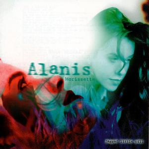 The cover of Jagged Little Pill