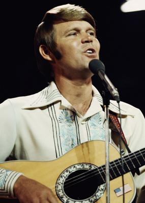 Legendary acts who Adrian has toured with including singer Glen Campbell