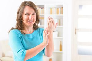 Natural therapy: EFT, or tapping, is calming