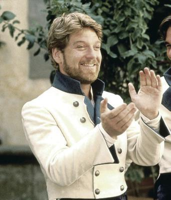Branagh in Much Ado About Nothing