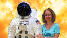Professor Louise Harra is in Orlando, preparing for the launch of a pioneering space mission