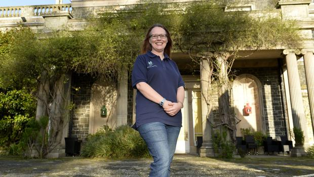 Experience manager: Hannah McCloy of Mount Stewart on the Ards Peninsula