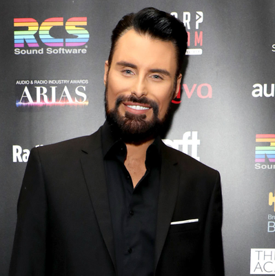 TV regular: Rylan Clark-Neal has been very busy presenting shows this year
