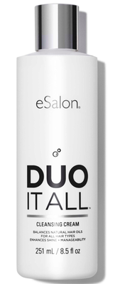 ESalon Duo It All Color Care Cleansing Cream