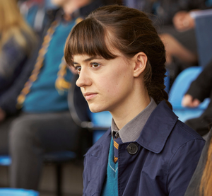 Class division: Daisy Edgar-Jones in new television series Normal People
