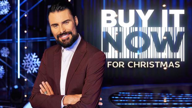 Inventive TV: Rylan Clark-Neal on Buy It Now For Christmas
