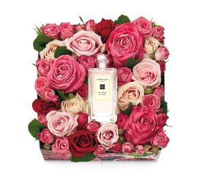 Jo Malone London Valentine's Day Floral Box with Red Roses Cologne, £140, available from JoMalone.com, Dublin Brown Thomas and Selfridges L