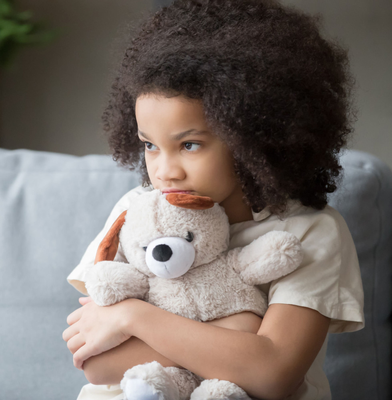 A problem shared: encourage your children to talk about their feelings