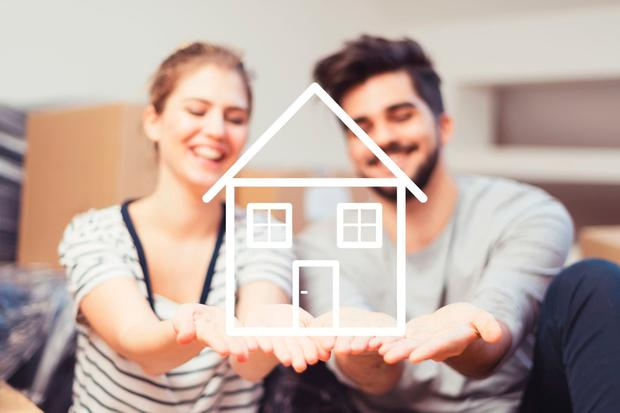 Dream home: it is a big step for people to purchase their first house