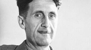 Visionary: George Orwell foresaw that America would champion the UK's split from what eventually became known as the EU