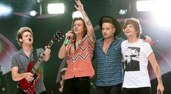 Time out: One Direction are set to take a break