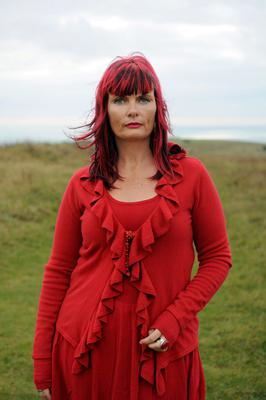 Tough times: Suzanne Harrington is back on the road to recovery after suffering a relapse