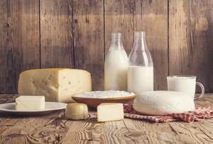 Healthy options: dairy is vital for mums-to-be, says Professor Rayman