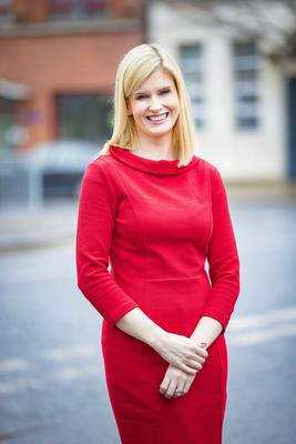 Job satisfaction: Linzi Lima loves her work with the BBC