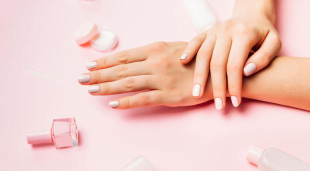 Perfect manicure: but removing gel nail polish can prove to be a tricky task