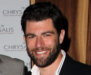 Actor Max Greenfield