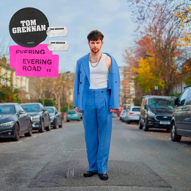 Evering Road by Tom Grennan is out soon on Insanity Records