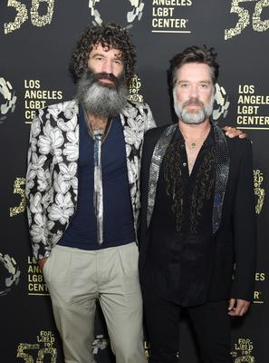 Rufus Wainwright with Jorn Weisbrodt
