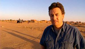 Fergal Keane has reported from troubled places such as Rwanda and South Africa and the Darfur region