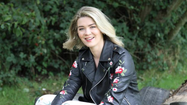 On song: Eimear Crealey has gained great experience on her US tours