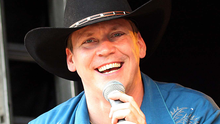 Polished performer: Robert Mizzell