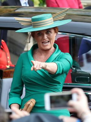 Sarah Ferguson will appear in new US TV show