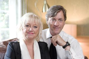 Chat room: Richard and Judy are broadcasting from their own home